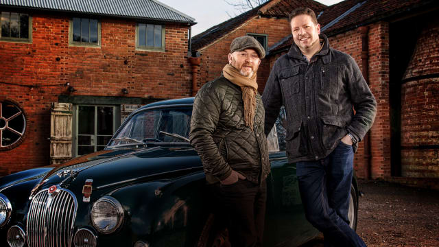 Salvage Hunters: Classic Cars on FREECABLE TV