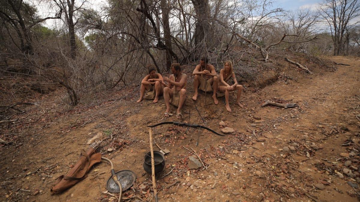 Naked and Afraid XLs Jake Nodar Shares 4 Bad-Ass Survival