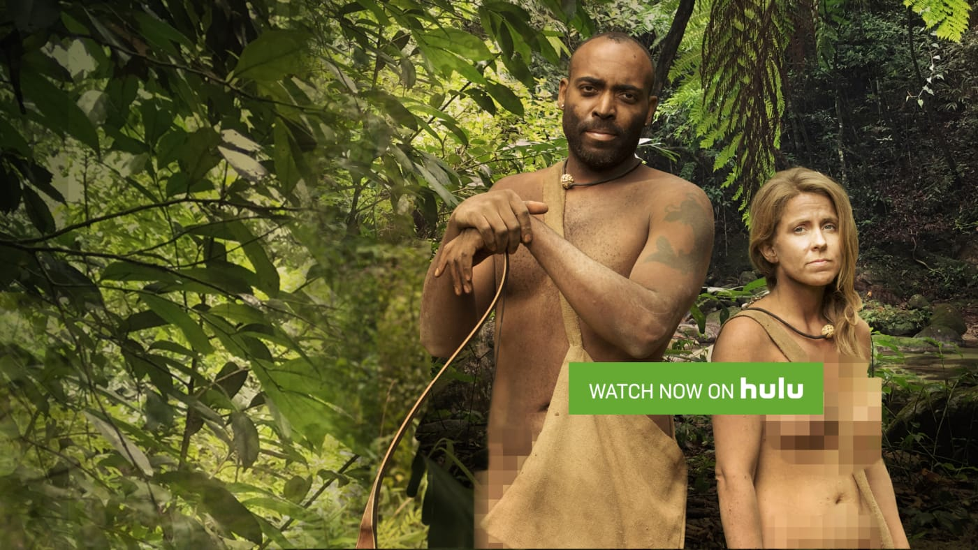 Naked And Afraid  Watch Full Episodes  More - Discovery-7784