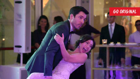 Property Brothers Wedding.Property Brothers Linda And Drew Say I Do Watch Full Episodes
