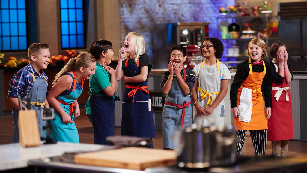 Kids Baking Championship Food Network