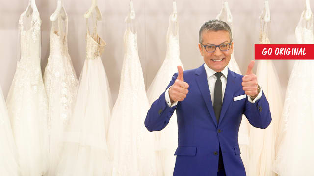 Say Yes to the Dress: Behind the Seams on Free TV App