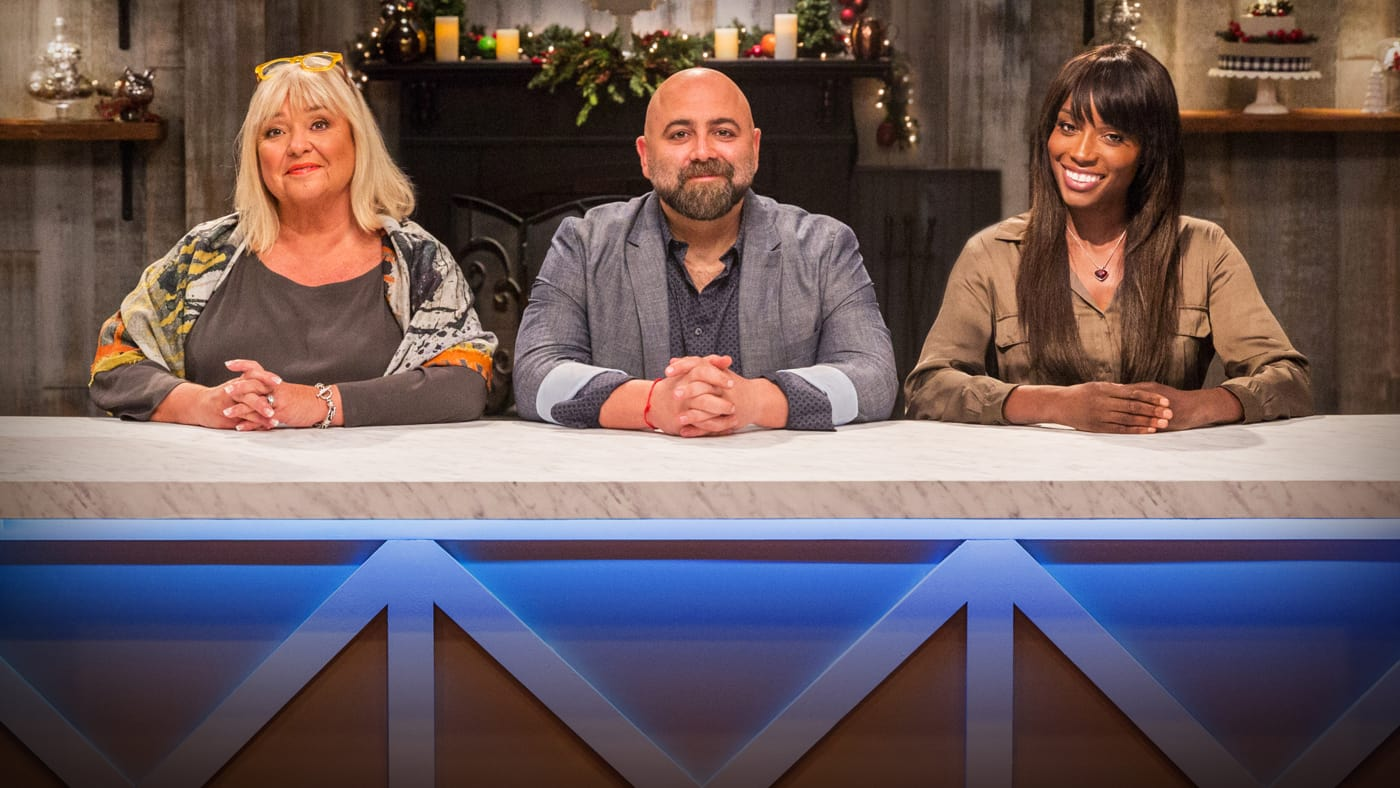Watch Holiday Baking Championship for Free