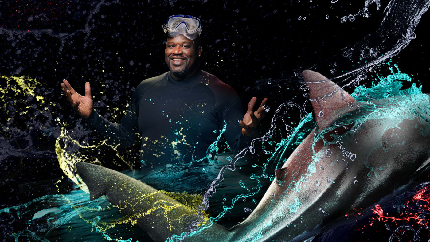 Shaq Does Shark Week