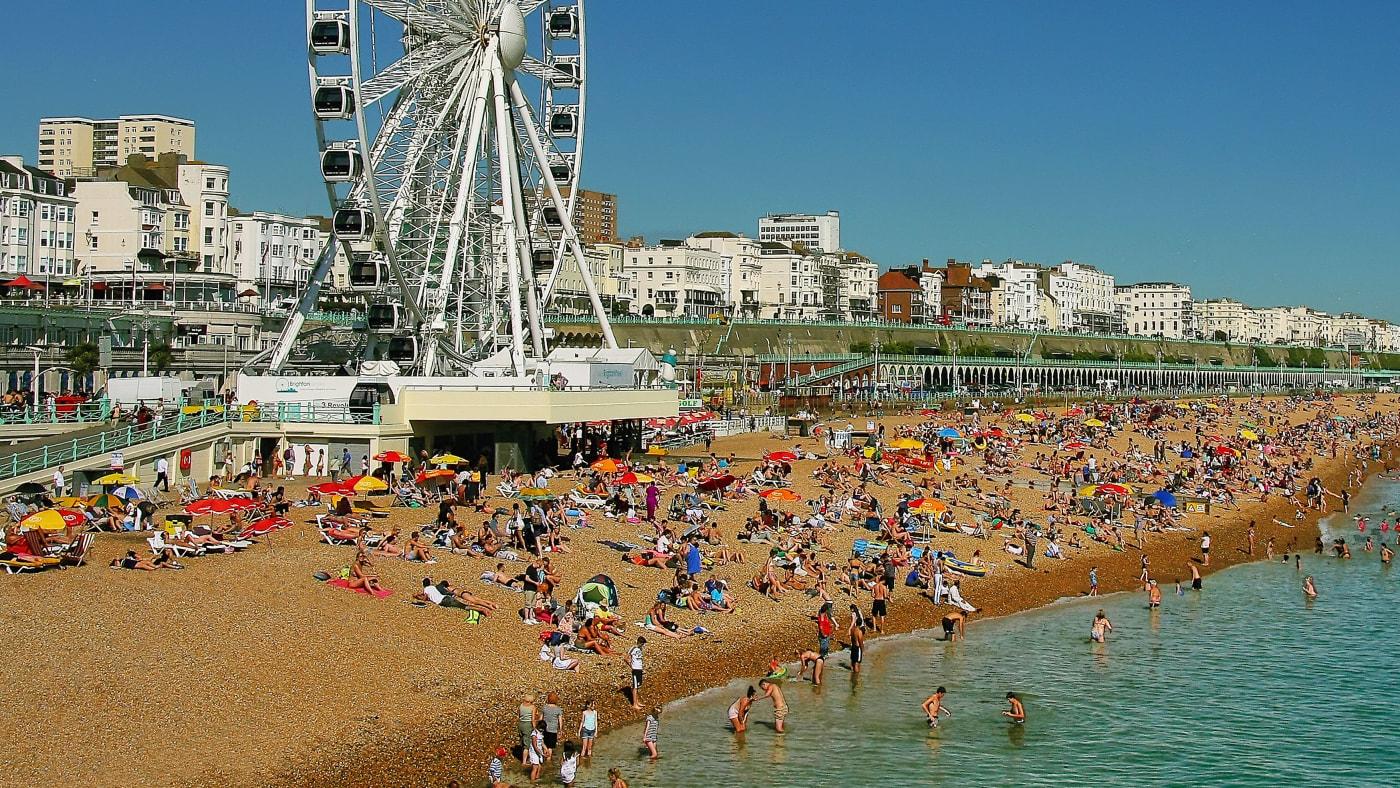 Bikinis & Boardwalks