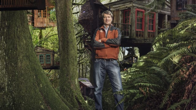 Treehouse Masters on FREECABLE TV
