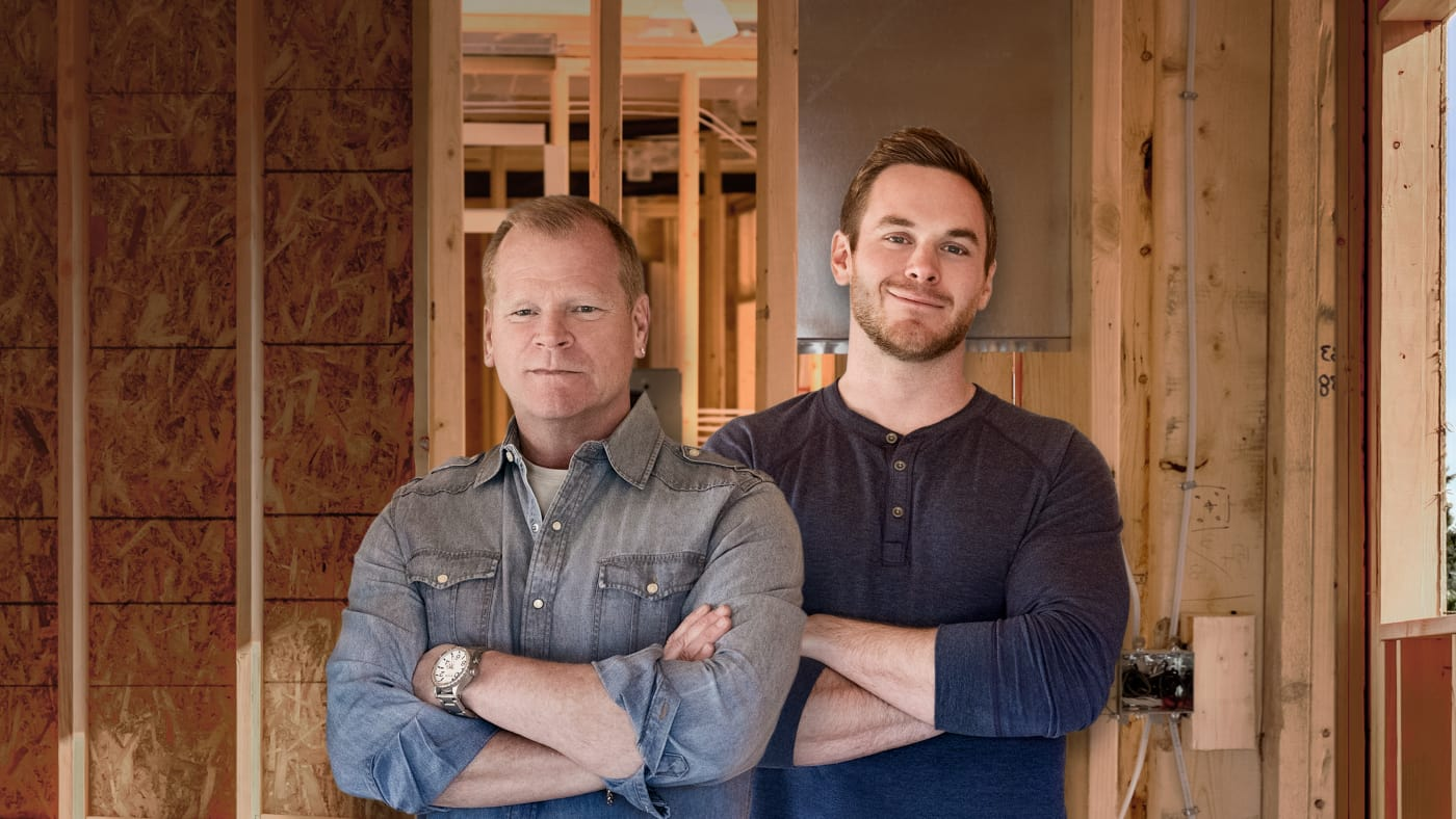 Holmes and Holmes on DIY Network