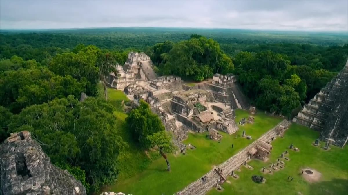 Lost City of the Maya | Unearthed