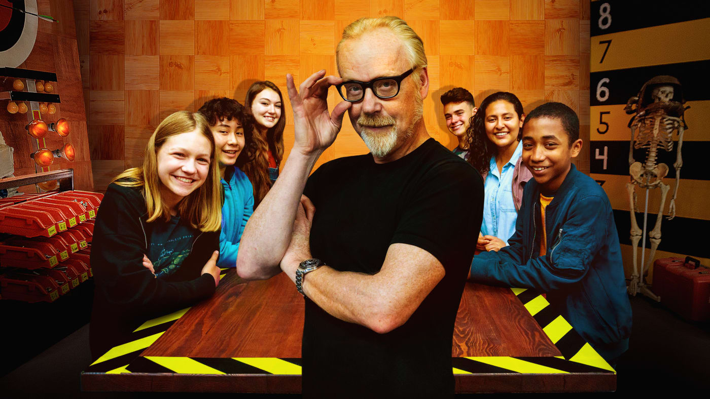 MythBusters Jr on Discovery