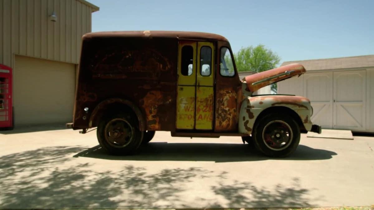 Texas Diesel Trucks >> Street Rod Milk Truck | Texas Metal