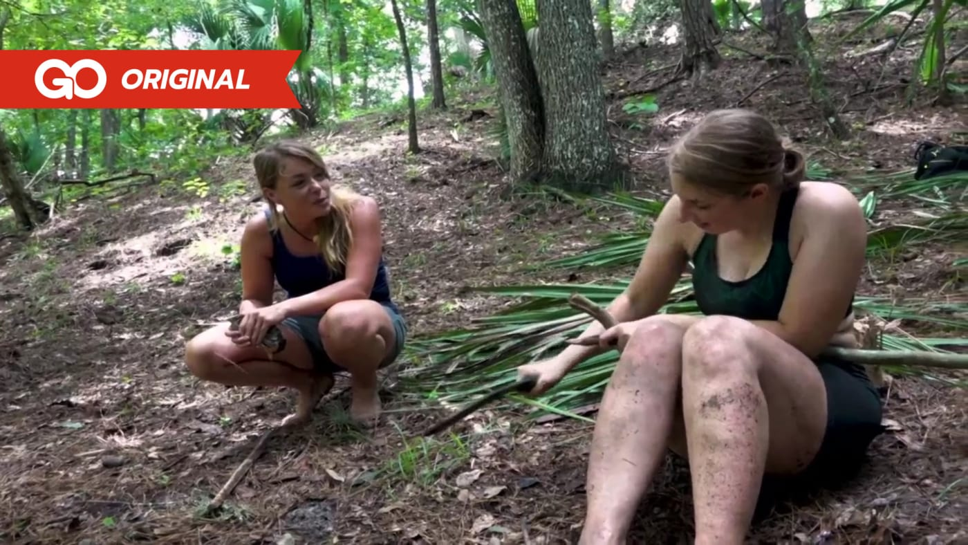 Naked and Afraid: Bootcamp