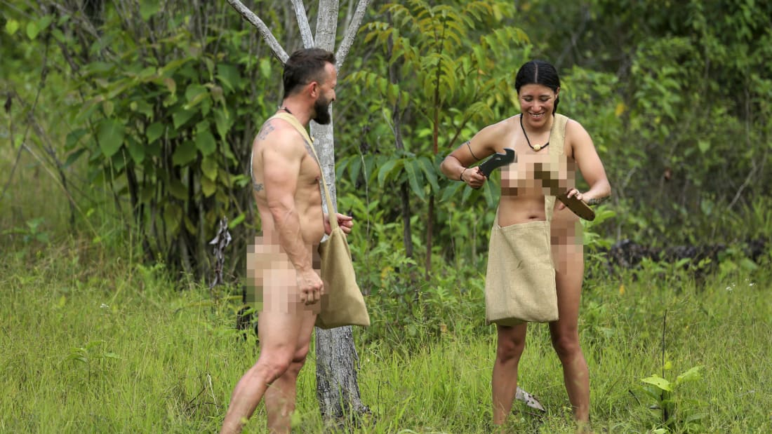 Naked and afraid discovery channel uncensored-4113