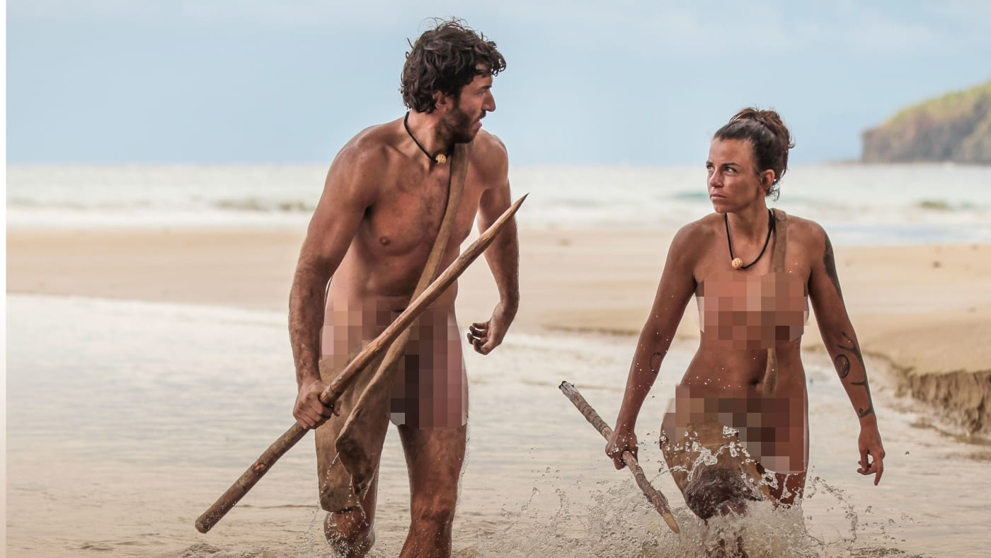 The Women Of Naked And Afraid