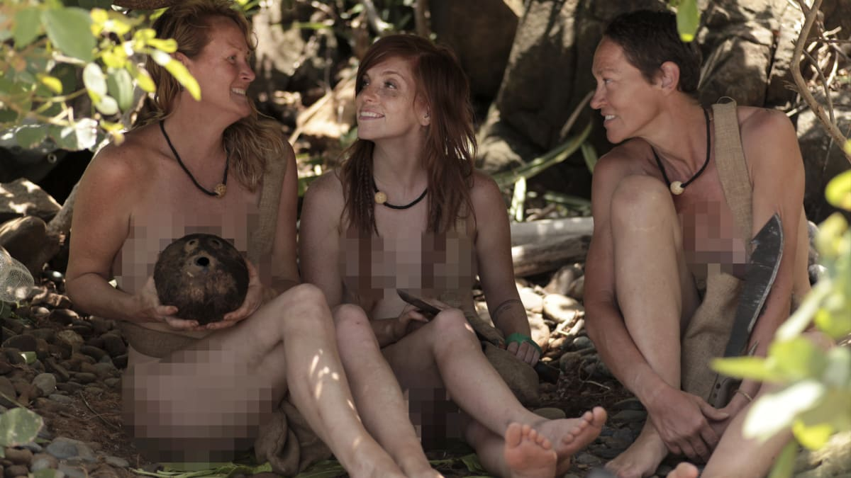 Naked and afraid laura — img 14