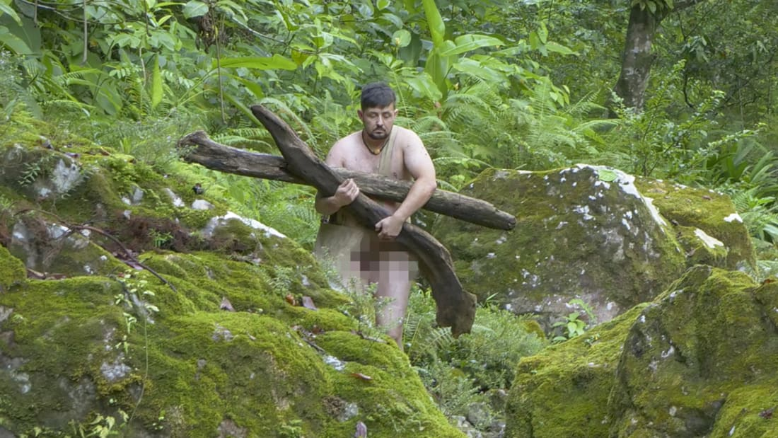 Naked And Afraid  Watch Full Episodes  More - Discovery-6399