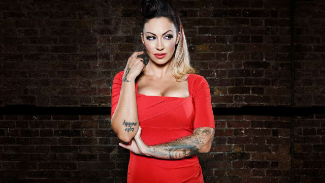 Jodie Marsh Gets Locked Up on FREECABLE TV