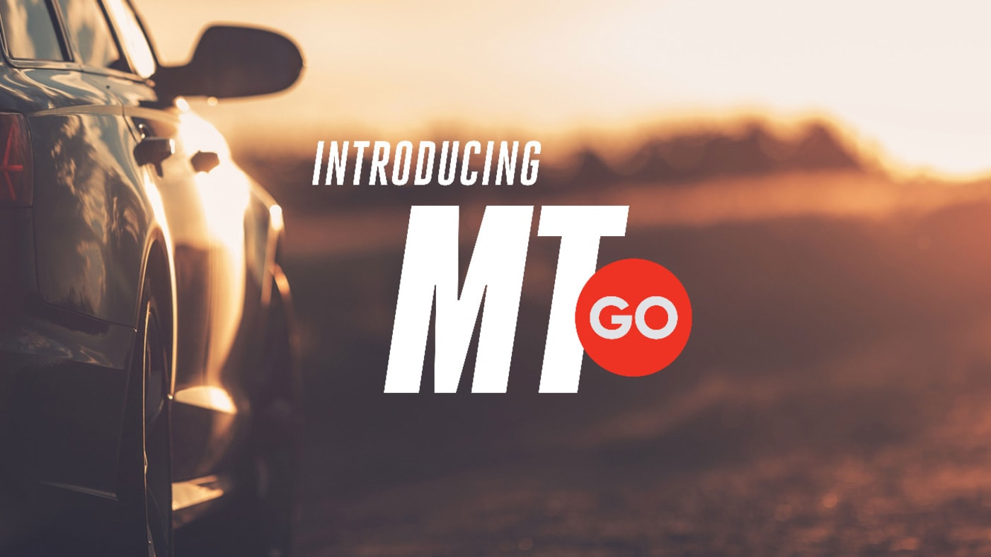 Introducing MT GO
