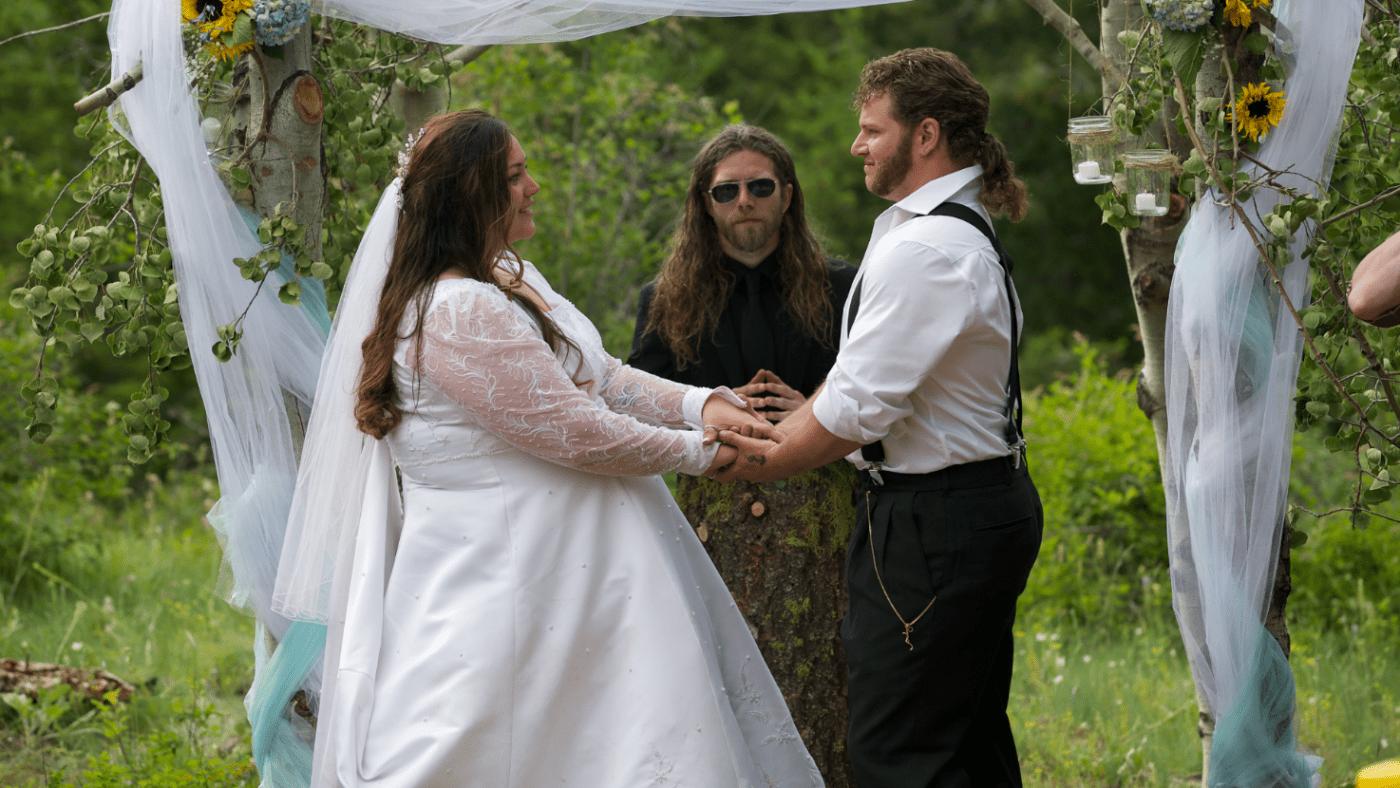Alaskan Bush People: Wedding in the Wild
