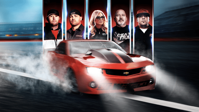 Street Outlaws on Free TV App