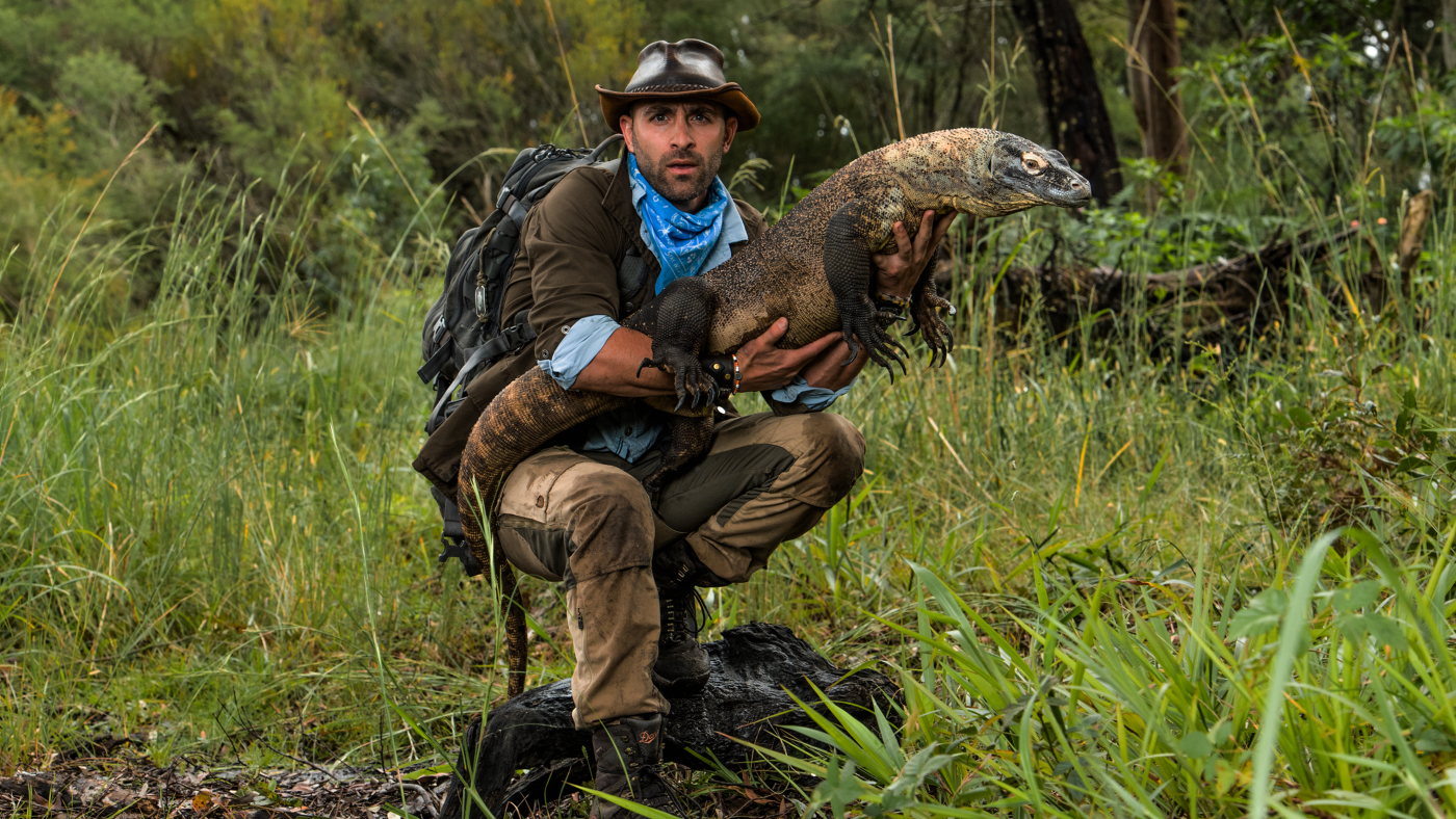 Coyote Peterson: Brave the Wild