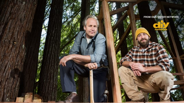 The Treehouse Guys on FREECABLE TV