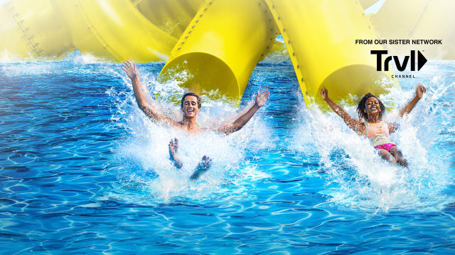 Xtreme Waterparks on FREECABLE TV