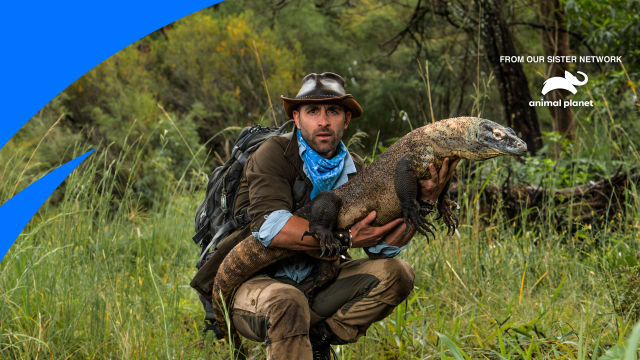 Coyote Peterson: Brave the Wild on FREECABLE TV