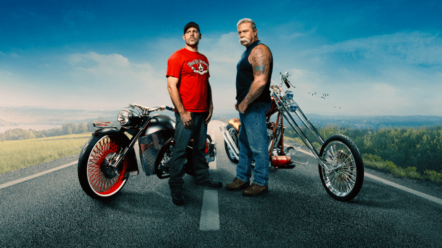 American Chopper on FREECABLE TV