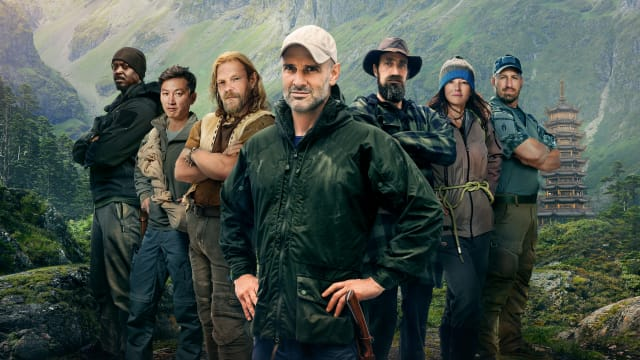 Ed Stafford: First Man Out on FREECABLE TV