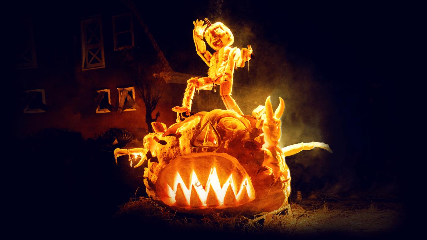 Outrageous Pumpkins