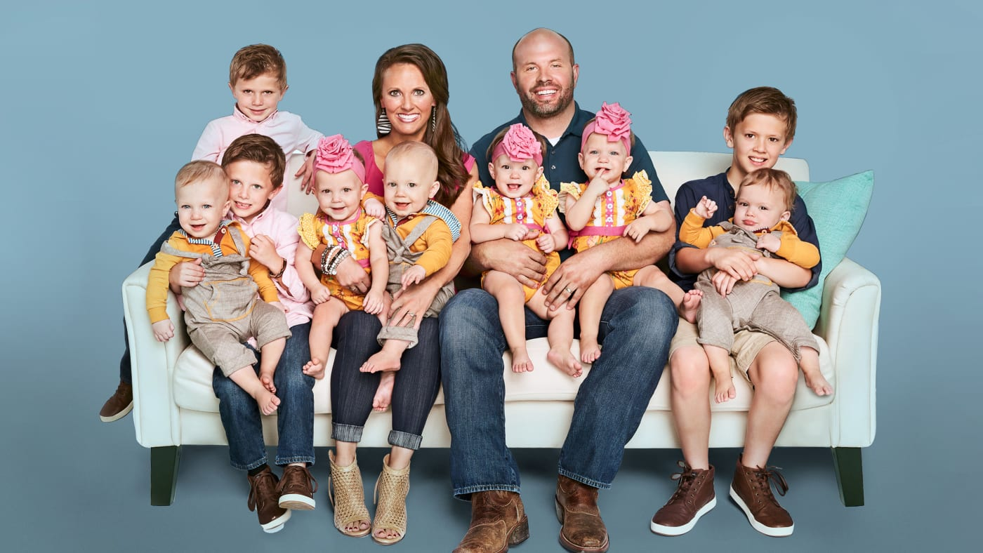 Sweet Home Sextuplets