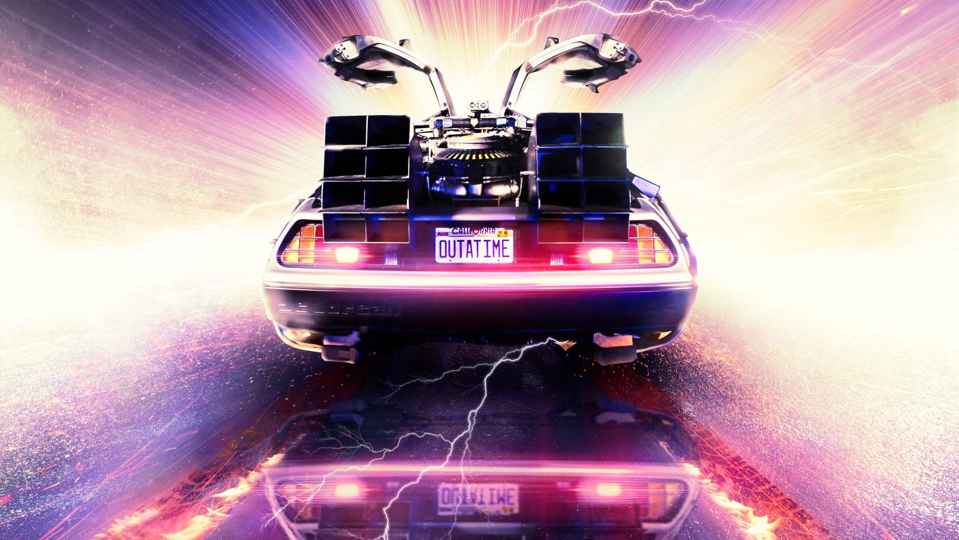 Back to the DeLorean: Time Machine Rescue