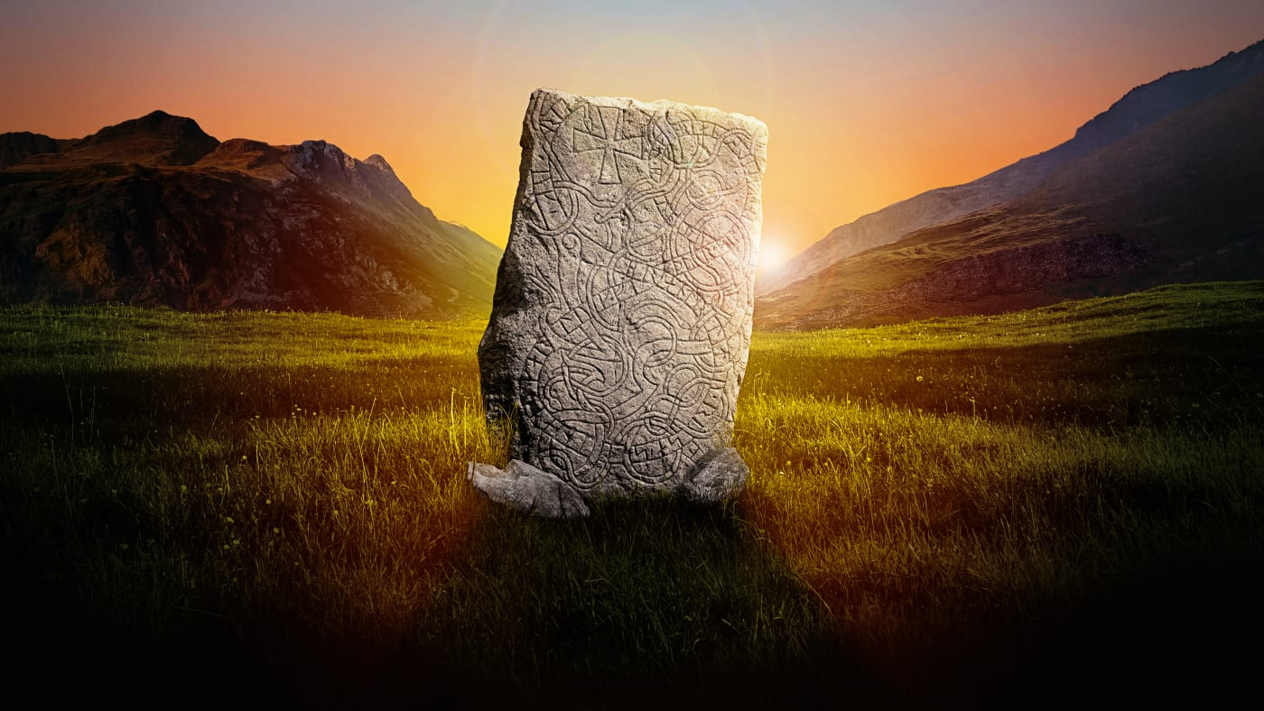 Secrets of the Viking Stone