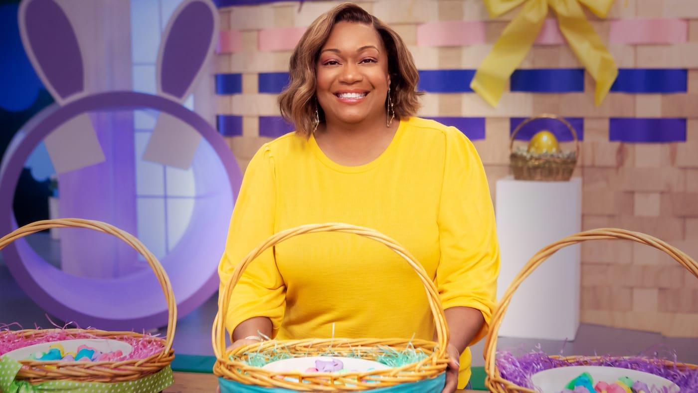 Easter Basket Challenge