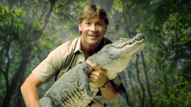 Crocodile Hunter on FREECABLE TV