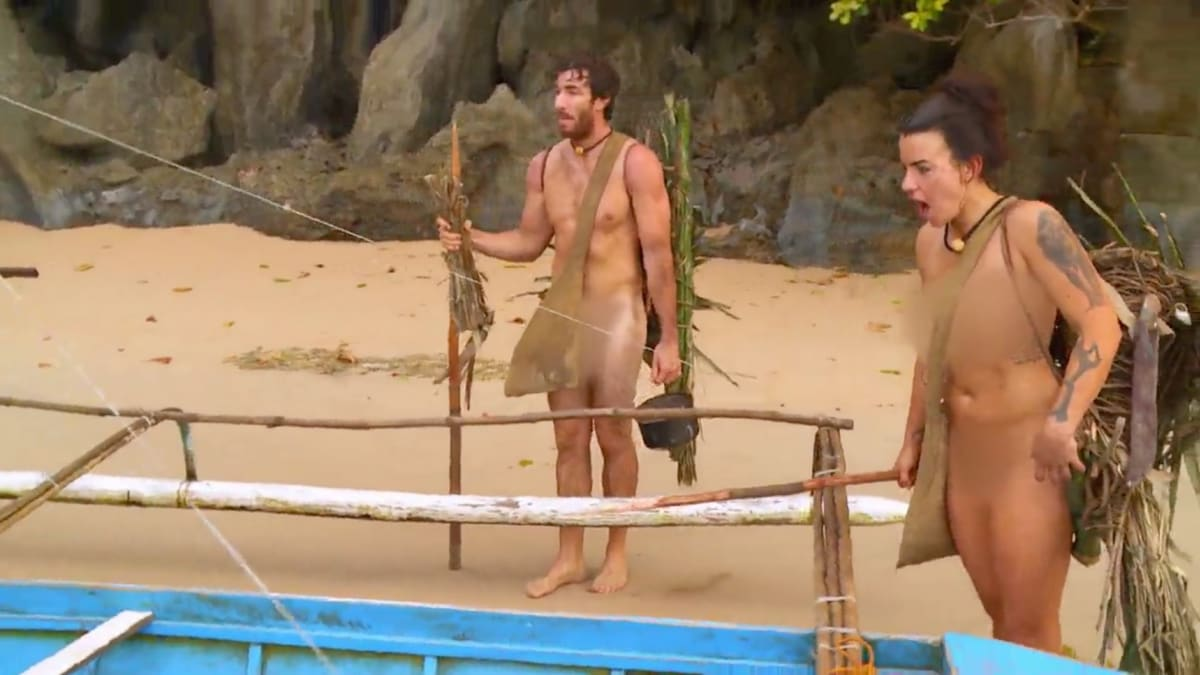 Naked and Afraid XL episodes (TV Series 2015 - Now)