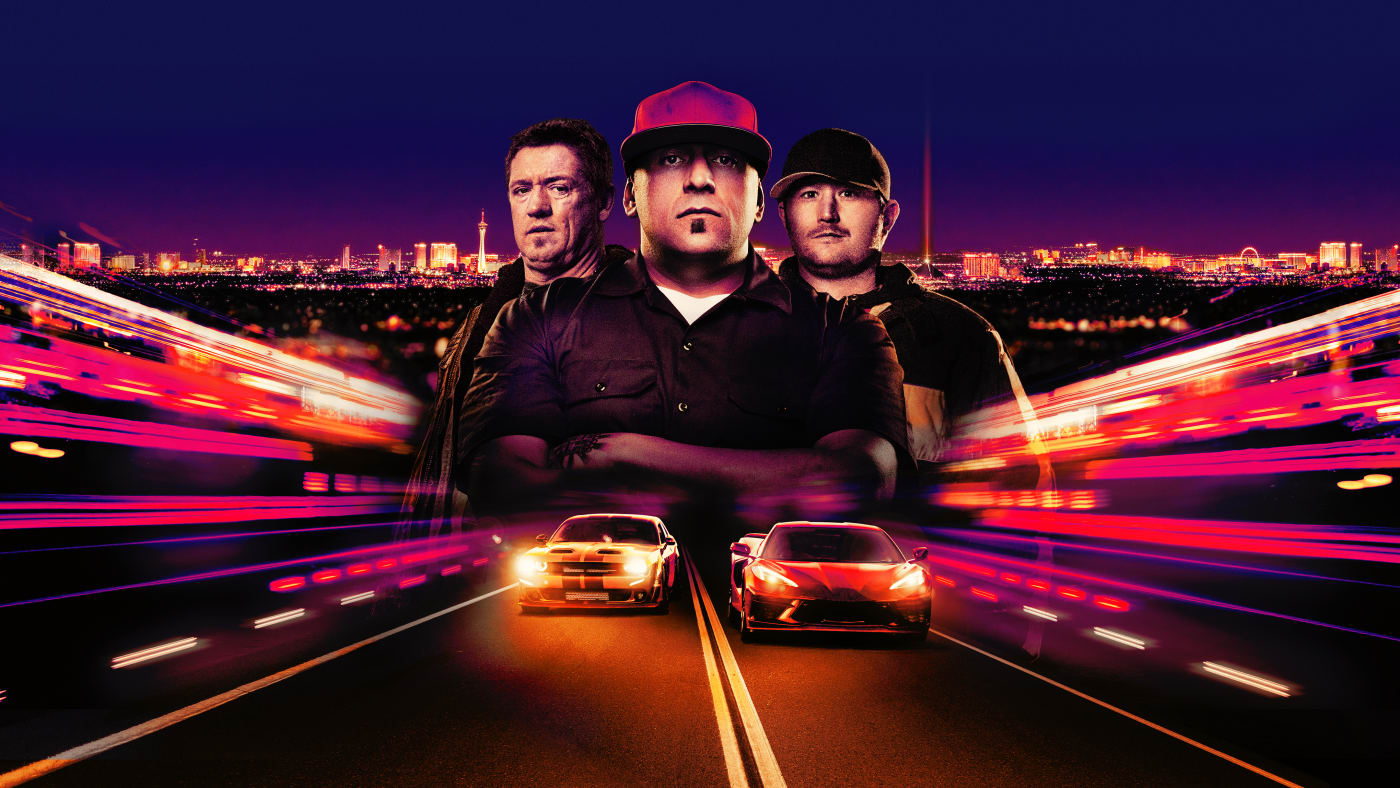 Street Outlaws: Sin City Showdown on Discovery