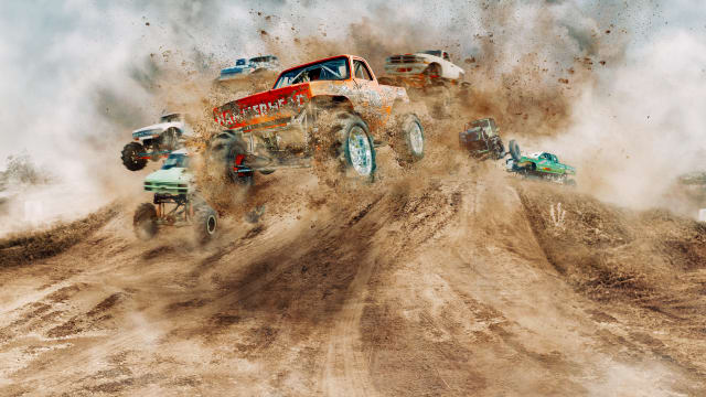 Dirty Mudder Truckers on FREECABLE TV